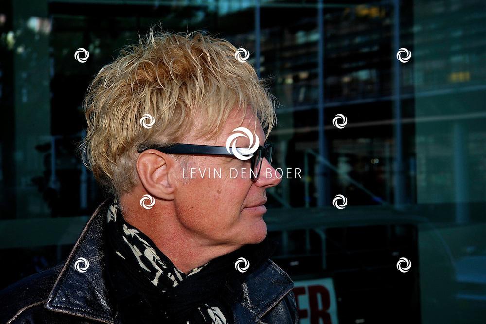 AMSTELVEEN - De rode loper bij de premiere van Purper Helden is  Ad Visser aanwezig. FOTO LEVIN DEN BOER - PERSFOTO.NU