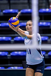 24-08-2017 NED: World Qualifications Bulgaria - Greece, Rotterdam<br /> Anthi Vasilantonaki #11 of Greece