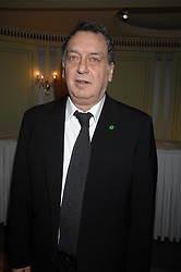 Director STEPHEN FREARS attending the 27th Awards of the London Film Critics' Circle 2007 in aid of the NSPCC held at The Dorchester, Park Lane, London on 8th February 2007.<br />