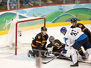 Ice Hockey - Finland vs Germany, 2010 Vancouver Winter Olympics