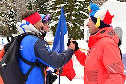 Super Combined and Super G, Behind the scenes at the WPAS_2019 Alpine Skiing World Championships, Kranjska Gora, Slovenia