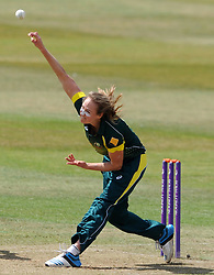 Australia's Ellyse Perry - Photo mandatory by-line: Harry Trump/JMP - Mobile: 07966 386802 - 21/07/15 - SPORT - CRICKET - Women's Ashes - Royal London ODI - England Women v Australia Women - The County Ground, Taunton, England.