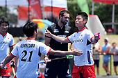 20180121 Hockey Men's Four Nations New Zealand v Japan