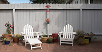 Adirondack Chairs; Backyard Scene. (33996 x 17491 pixels)
