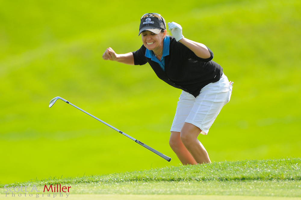 Mo Martin during the final round of the LPGA Future Tour's Price Cooper Tour Championship at Capital Hills at Albany on Sept. 11, 2011 in Albany, N.Y...©2011 Scott A. Miller