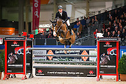 Willem Greve - Dantos HBC<br /> KWPN Hengstenkeuring 2016<br /> © DigiShots