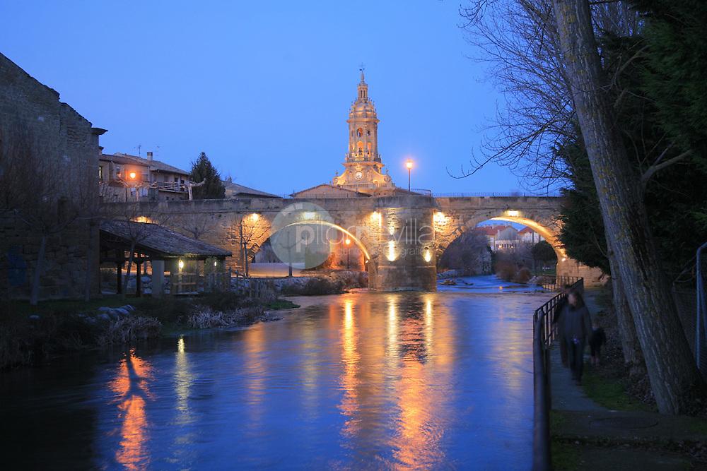 Cuzcurrita del rio Tiron. La Rioja ©Daniel Acevedo / PILAR REVILLA