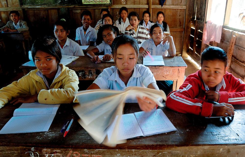 A study of laos