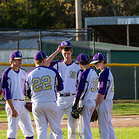 04-10-15 Berryville Baseball vs Blue Eye
