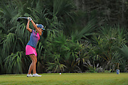 Alexandria Beulow during the first round of the Symetra Tour Championship at LPGA International on Sept. 26, 2013 in Daytona Beach, Florida. <br /> <br /> <br /> ©2013 Scott A. Miller