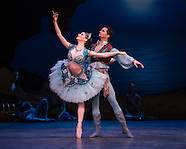 Le Corsaire Dress Rehearsal London 09-01-14