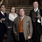 'Blandings' Cast 2012 BBC 1