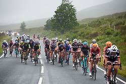 The leaders descend at OVO Energy Women's Tour 2018 - Stage 5, a 122 km road race from Dolgellau to Colwyn Bay, United Kingdom on June 17, 2018. Photo by Sean Robinson/velofocus.com