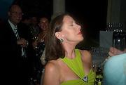 ANN PREVOST, Christie's Gala. Casa Austria.  Amadeus Weekend. Salzburg. 22 August 2008.  *** Local Caption *** -DO NOT ARCHIVE-© Copyright Photograph by Dafydd Jones. 248 Clapham Rd. London SW9 0PZ. Tel 0207 820 0771. www.dafjones.com.