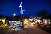 The Sentinel Sculpture Westport