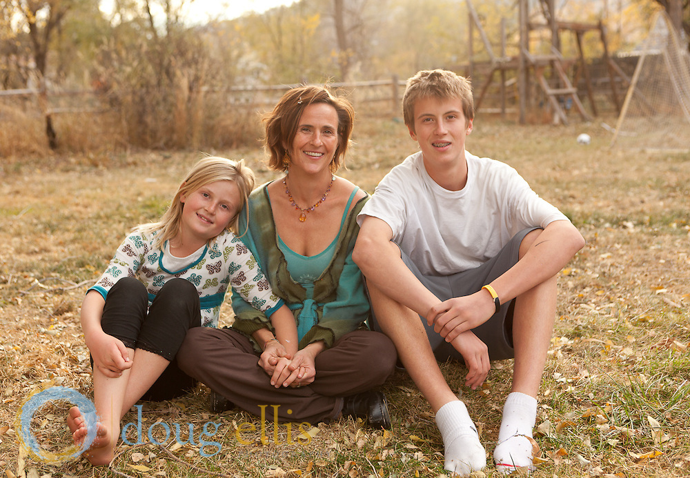 Jeanie Manchester Family Pictures Boulder, CO