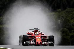 September 29, 2017 - Sepang, Malaysia - Motorsports: FIA Formula One World Championship 2017, Grand Prix of Malaysia, .#5 Sebastian Vettel (GER, Scuderia Ferrari) (Credit Image: © Hoch Zwei via ZUMA Wire)
