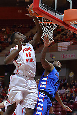 20131222 DePaul at Illinois State Men's Basketball photos