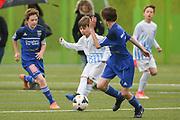06.05.2017; Zuerich; <br /> Fussball FCZ Academy - FC Zuerich FE13 Oberland_FE13 TBOE; <br /> Altin Selimi (Zuerich) <br /> (Andy Mueller/freshfocus)