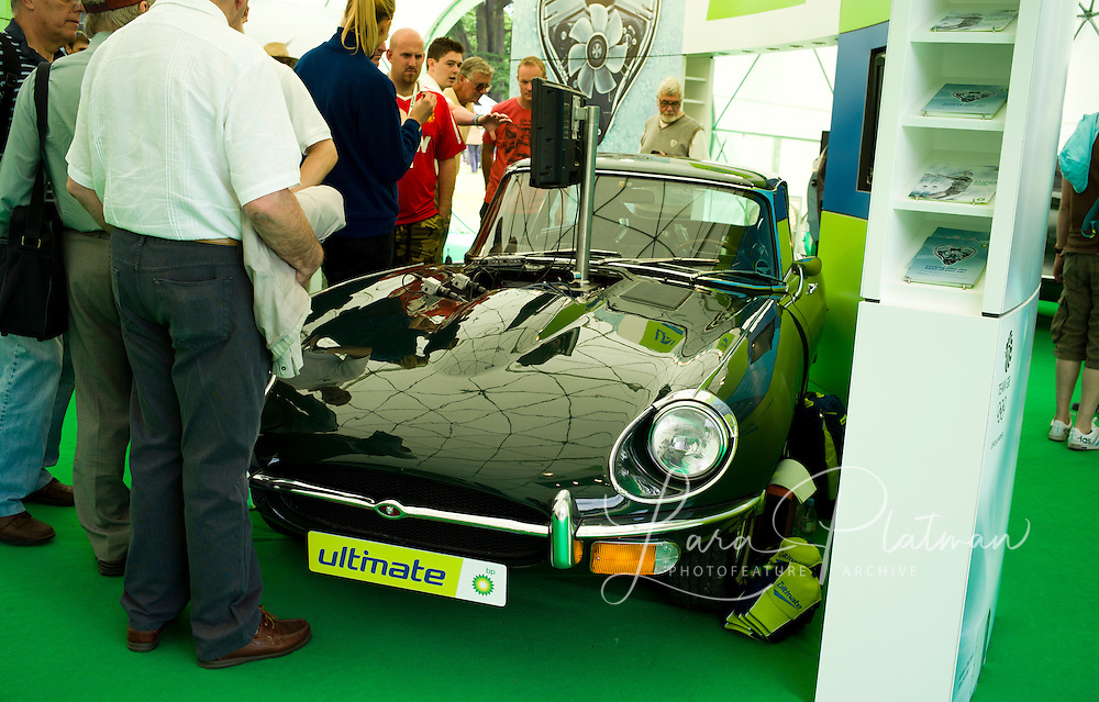 FOS Tech at Goodwood Festival of Speed