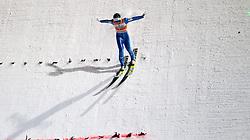 06.01.2015, Paul Ausserleitner Schanze, Bischofshofen, AUT, FIS Ski Sprung Weltcup, 63. Vierschanzentournee, Finale, im Bild Tagessieger Michael Hayboeck (AUT) // Michael Hayboeck of Austria during Final Jump of 63rd Four Hills <br /> Tournament of FIS Ski Jumping World Cup at the Paul Ausserleitner Schanze, Bischofshofen, Austria on 2015/01/06. EXPA Pictures © 2015, PhotoCredit: EXPA/ JFK