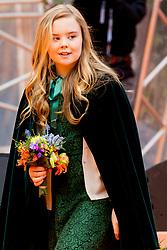 Princess Ariane attending King's Day Celebrations in Groningen, Netherlands, on April 27, 2018. Photo by Robin Utrecht/ABACAPRESS.COM