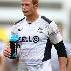 DURBAN, SOUTH AFRICA, 28 January 2016 -  Phillip van der Walt during The Cell C Sharks Pre Season training for the 2016 Super Rugby Season at Growthpoint Kings Park in Durban, South Africa. (Photo by Steve Haag)<br /> images for social media must have consent from Steve Haag