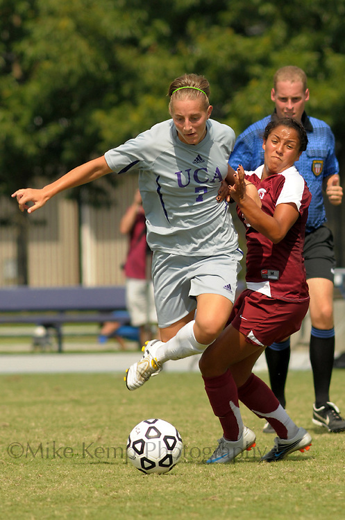 UCA women's soccer