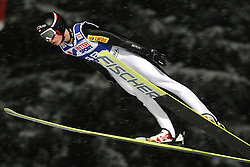 20.01.2011, Zakopane, POL, FIS World Cup Ski Jump, Men, Qualifikation, im Bild KAMIL STOCH // during FIS Ski Jumping World Cup In Zakopane Poland ond 20/1/2011. EXPA Pictures © 2011, PhotoCredit: EXPA/ Newspix/ Tomasz Markowski +++++ ATTENTION - FOR AUSTRIA/AUT, SLOVENIA/SLO, SERBIA/SRB an CROATIA/CRO CLIENT ONLY +++++..