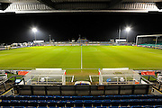 The Silverlake Stadium before the The FA Cup match between Eastleigh and Swindon Town at Arena Stadium, Eastleigh, United Kingdom on 4 November 2016. Photo by Graham Hunt.