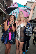 NATASHA JANE HEARD; JENNIFER ROSE BAKER;, Dirty Pretty Things - summer party. Lingerie line hosts  party celebrating its new online shop and showcasing the latest collection. The Lingerie Collective, 8 Ganton Street, Soho. London, 15 June 2011<br /> <br />  , -DO NOT ARCHIVE-© Copyright Photograph by Dafydd Jones. 248 Clapham Rd. London SW9 0PZ. Tel 0207 820 0771. www.dafjones.com.