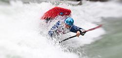 18.06.2010, Drauwalze, Lienz, AUT, ECA Kayak Freestyle European Championships, im Bild Feature Fresstyle Kajak, Kaukola Tuomas, FIN, Men, #17, EXPA Pictures © 2010, PhotoCredit: EXPA/ J. Feichter