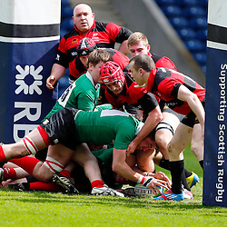 Oban Lorne v Grangemouth Stags | RBS Bowl Final | 20 April 2013