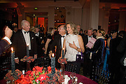 The Aga Khan; MRS. ARNAUD BAMBERGER, The Cartier Racing Awards 2008, at the Grosvenor House Hotel. London.  November 17, 2008  *** Local Caption *** -DO NOT ARCHIVE-© Copyright Photograph by Dafydd Jones. 248 Clapham Rd. London SW9 0PZ. Tel 0207 820 0771. www.dafjones.com.