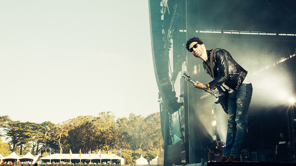 Chromeo at the 2014 Outside Lands Music and Art Festival - San Francisco, CA - 8/8/14