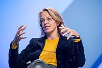 23 NOV 2018, BERLIN/GERMANY:<br /> Julia Jaekel, CEO Gruner + Jahr, Deutscher Arbeitgebertag 2018, Vereinigung Deutscher Arbeitgeber, BDA, Estrell Convention Center<br /> IMAGE: 20181123-01-357<br /> KEYWORDS: Julia J&auml;kel