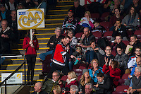 KELOWNA, CANADA - FEBRUARY 13: BCAA promotion on February 13, 2017 at Prospera Place in Kelowna, British Columbia, Canada.  (Photo by Marissa Baecker/Shoot the Breeze)  *** Local Caption ***