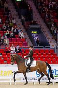 Marcela Krinke Susmeij - Smeyers Molberg<br /> Reem Acra FEI World Cup Final 2013<br /> © DigiShots