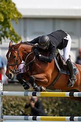 Guerdat Steve, SUI, Hannah<br /> Longines Grand Prix<br /> CSIO Lummen 2017<br /> © Dirk Caremans<br /> 30/04/2017