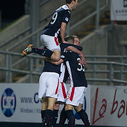 Falkirk 1 v 0 Cowdenbeath, William Hill Scottish Cup 29/11/2014
