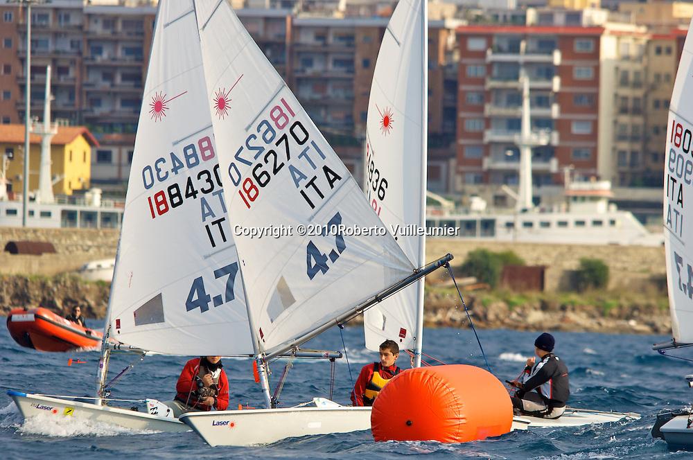 Italia Cup Laser 2010 Reggio Calabria
