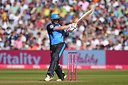 Riki Wessels of Worcestershire Rapids batting during the Vitality T20 Finals Day 2019 match between Notts Outlaws and Worcestershire Rapids at Edgbaston, Birmingham, United Kingdom on 21 September 2019.