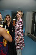 "Landi Swanepoel and Carla Swanepoel , Party given by  Peroni  beer to announce the launch of it's remake of the classic 1960's film ""La Dolce Vita"". The Design Museum, Shad thamesm 6 April 2006. ONE TIME USE ONLY - DO NOT ARCHIVE  © Copyright Photograph by Dafydd Jones 66 Stockwell Park Rd. London SW9 0DA Tel 020 7733 0108 www.dafjones.com"