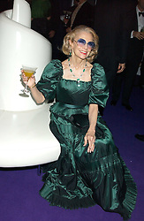 The MARCHIONESS OF LONDONDERRY at The British Red Cross London Ball - H2O The Element of Life, held at The Room by The River, 99 Upper Ground, London SE1 on 17th November 2005.<br /><br />NON EXCLUSIVE - WORLD RIGHTS