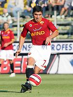 """Parma 07/10/2007 Stadio """"Ennio Tardini"""" <br /> Campionato Italiano Serie A <br /> Matchday 7 -  Parma-Roma (0-3)<br /> David Pizarro (Roma)<br /> Foto Luca Pagliaricci Insidefoto"""