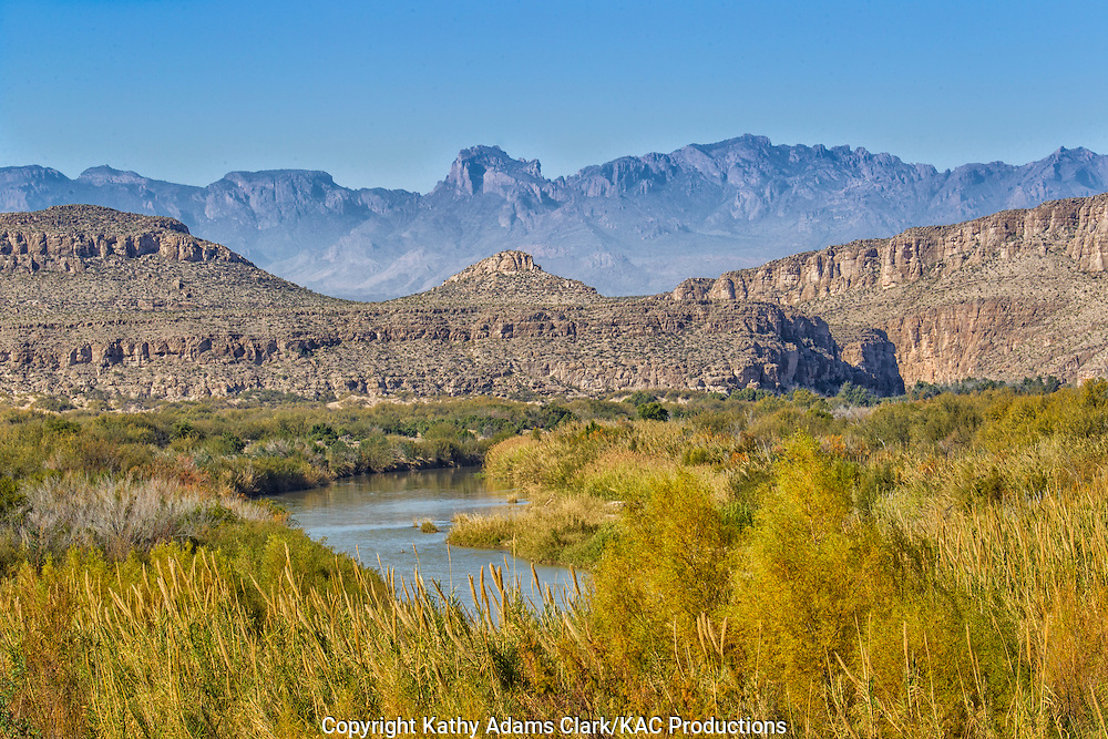 Big Bend National Park, Chihuahuan Desert, west Texas
