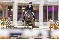 BRASH Scott (GBR), Hello Shelby<br /> Doha - CHI Al SHAQAB 2020<br /> Int. jumping competition with jump-off (1.55/1.60 m) - CSI5* <br /> 28. Februar 2020<br /> © www.sportfotos-lafrentz.de/Stefan Lafrentz