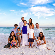 Bhakta Family Beach Photos
