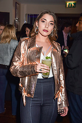 Singer Harper at the Beaufort House 7th anniversary party held at Beaufort House Chelsea, 354 Kings Road, London England. 9 March 2017.
