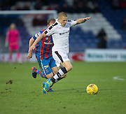 Dundee's Henrik Ojamaa - Inverness Caledonian Thistle v Dundee in the Ladbrokes Scottish Premiership at Caledonian Stadium, Inverness.Photo: David Young<br /> <br />  - © David Young - www.davidyoungphoto.co.uk - email: davidyoungphoto@gmail.com